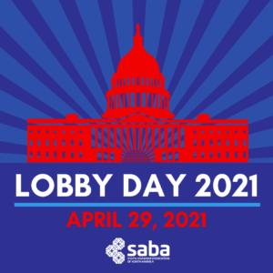 2021 LOBBY DAY GRAPHICS